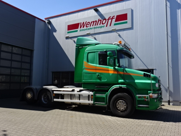 Scania T 420